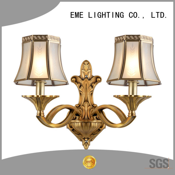 EME LIGHTING unique design unusual wall lights free sample for indoor decoration