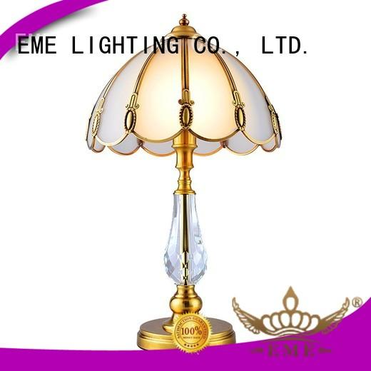 contemporary western table lamps decorative cheap for restaurant