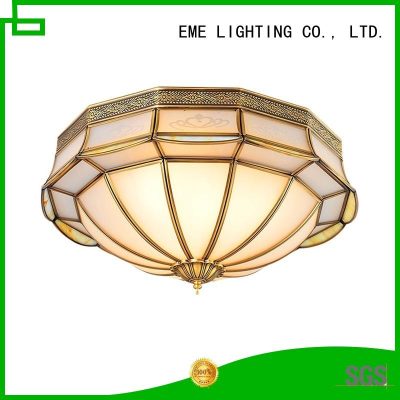 EME LIGHTING classic crystal ceiling lights round for dining room