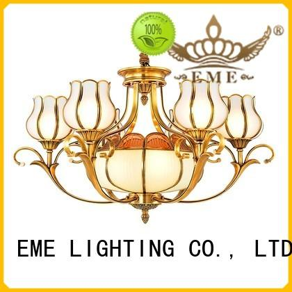EME LIGHTING antique modern hanging light vintage