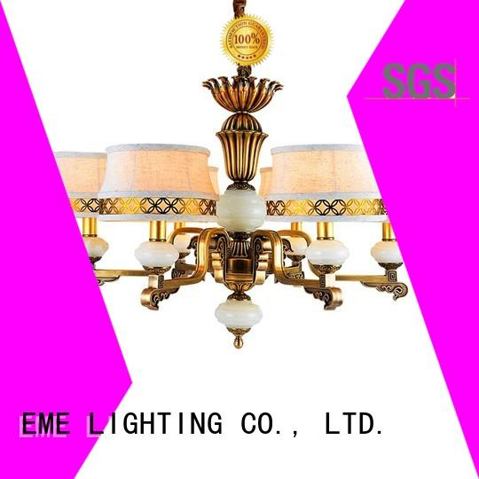 large decorative chandelier american style for big lobby EME LIGHTING