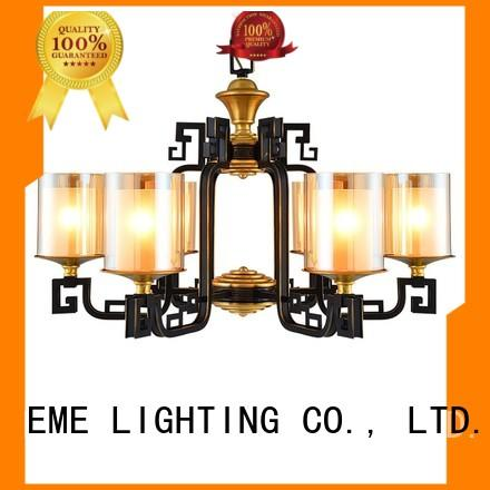 chandeliers wholesale copper for dining room EME LIGHTING