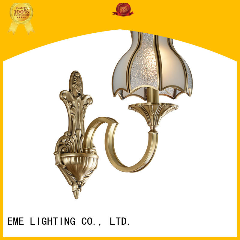 vintage hotel wall light for wholesale for indoor decoration EME LIGHTING