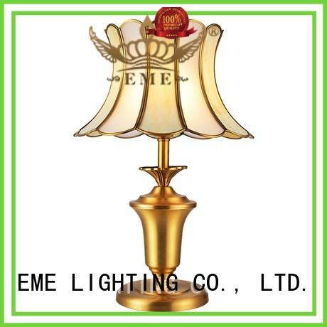 retro western style table lamp concise for bedroom EME LIGHTING