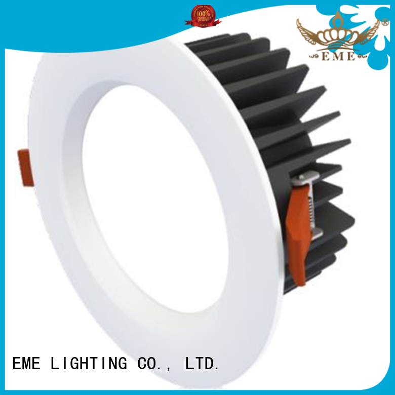 EME LIGHTING decorative led down light large-size for hotels