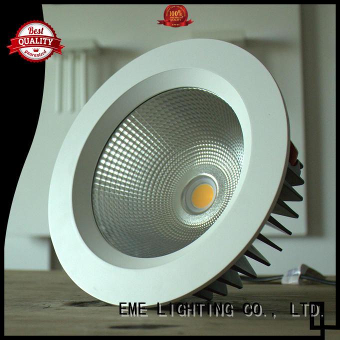 aluminum ceiling down lights adjustable ring for kitchen EME LIGHTING