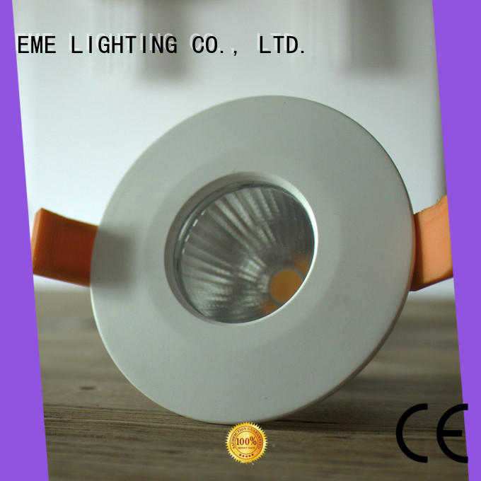 EME LIGHTING decorative outdoor down lights adjustable ring for indoor lighting