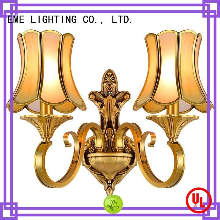 EME LIGHTING vase shape unusual wall lights for wholesale for restaurant