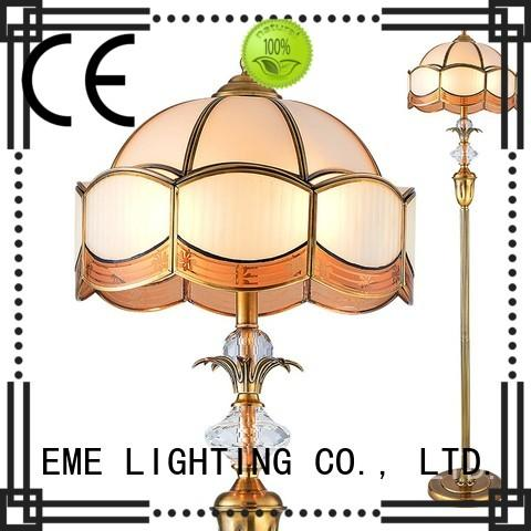 EME LIGHTING vintage brass lamp hanging for hotels
