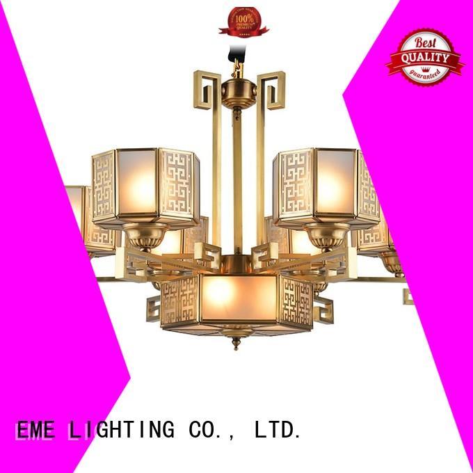 EME LIGHTING decorative contemporary pendant light unique for big lobby
