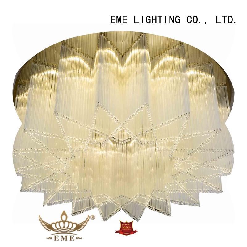 unique elegant chandelier acrylic bulk production for dining room