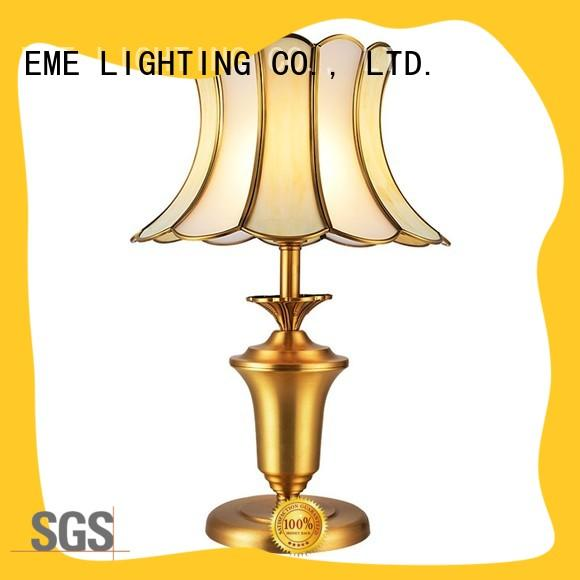EME LIGHTING contemporary western table lamps factory price for study