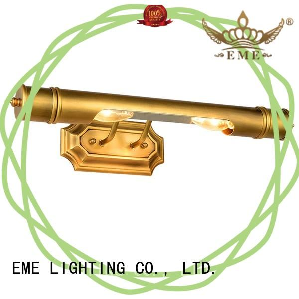 EME LIGHTING america style bedroom wall sconces free sample for indoor decoration