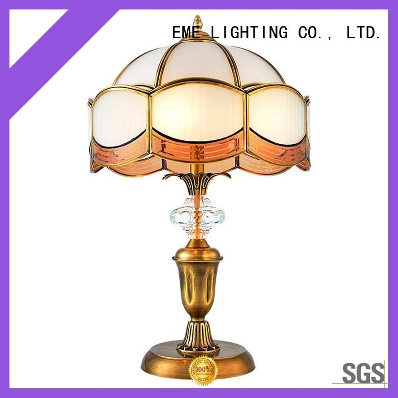 EME LIGHTING contemporary western style table lamp European style for study