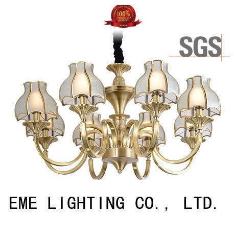 EME LIGHTING decorative copper lights residential for big lobby