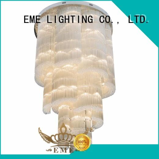 EME LIGHTING modern Large Hanging Chandelier European style for dining room