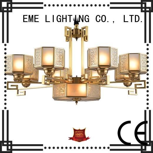 modern restaurant chandeliers american style vintage