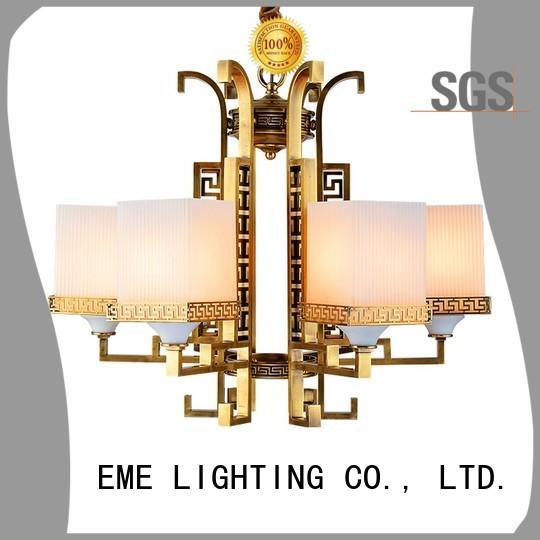 EME LIGHTING glass hanging chandeliers wholesale vintage for dining room
