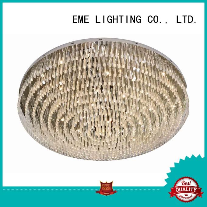 EME LIGHTING modern large hotel chandeliers for lobby
