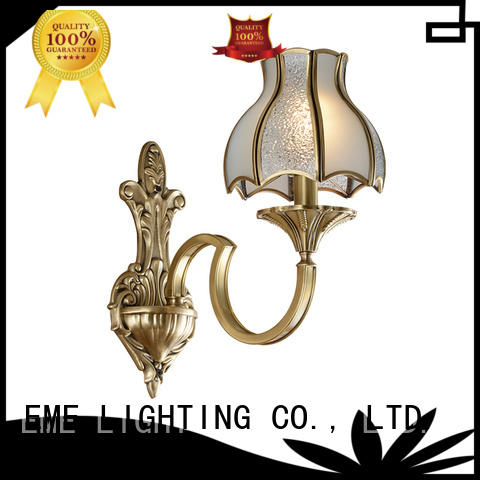 EME LIGHTING vintage hallway wall sconces ODM for restaurant