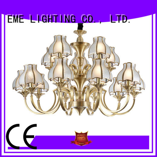 EME LIGHTING antique antique copper pendant light vintage for home