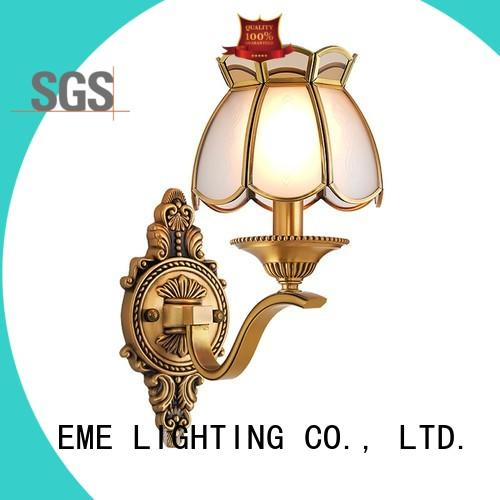 contemporary unusual wall lights copper free sample for indoor decoration