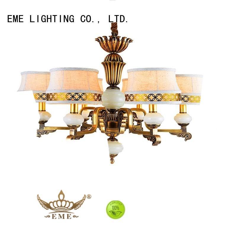 copper antique copper pendant light traditional for dining room EME LIGHTING
