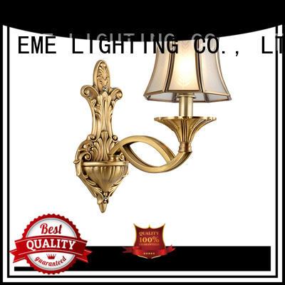 EME LIGHTING unique design traditional wall sconces top brand for restaurant