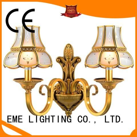 vintage unusual wall lights top brand for indoor decoration EME LIGHTING