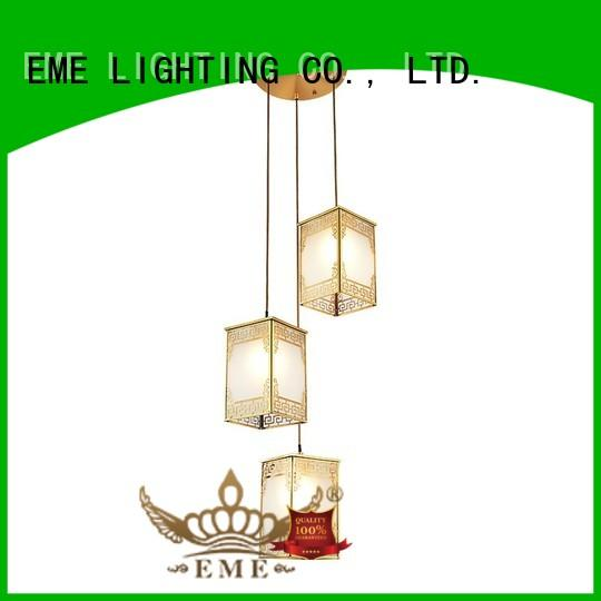 EME LIGHTING vintage crystal ceiling lights traditional for dining room