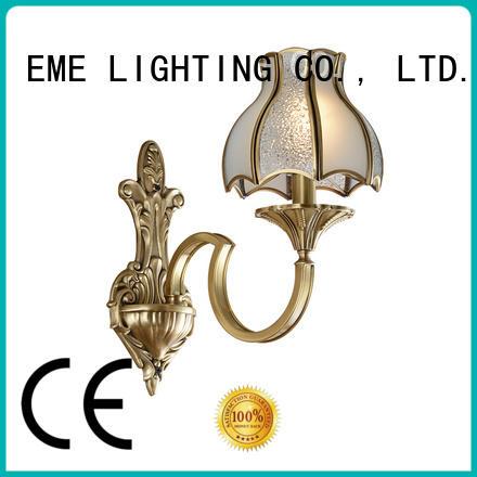 Brass Wall Light (EAB-14001-1)