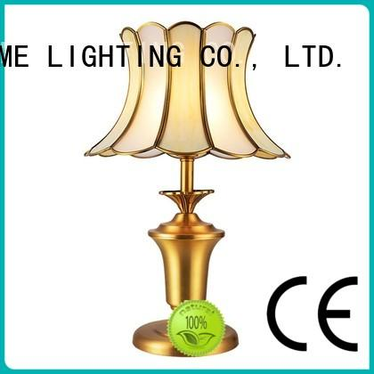 EME LIGHTING decorative glass table lamps for bedroom concise for room