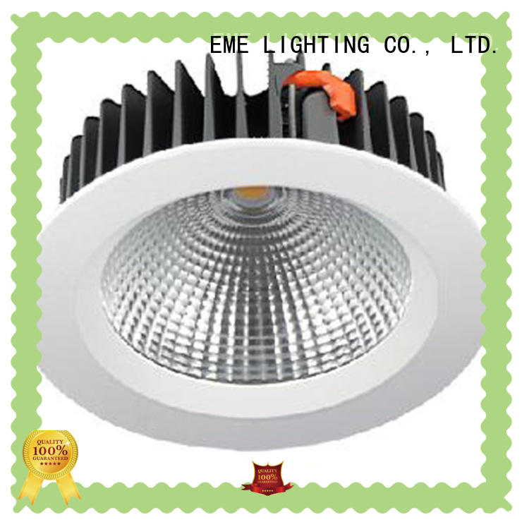 EME LIGHTING ODM recessed led down light mounting for hotels