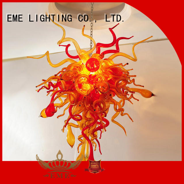 EME LIGHTING custom color chandelier modern design at discount for dining room