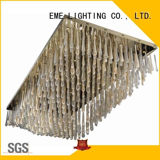 EME LIGHTING custom chandelier manufacturers for dining room