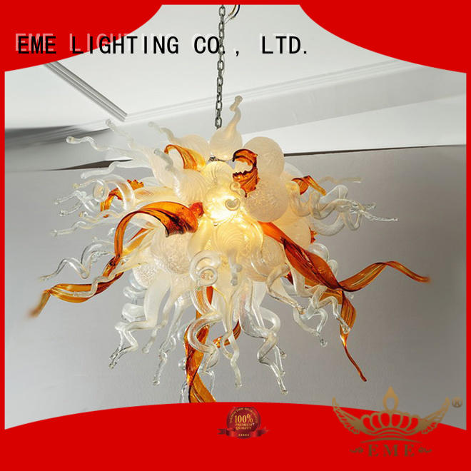 EME LIGHTING unique modern chandelier lights latest design for lobby