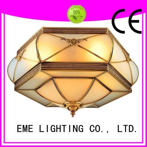 classic modern hanging ceiling lights vintage for big lobby EME LIGHTING