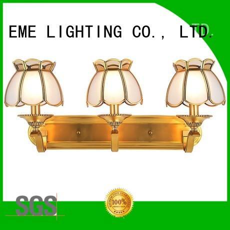 EME LIGHTING unique design gold sconces for wholesale for restaurant