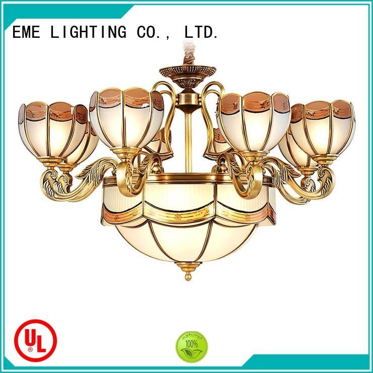 decorative chandelier large for dining room EME LIGHTING