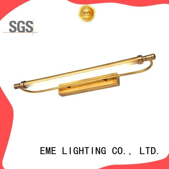 EME LIGHTING copper unique wall sconces OEM for indoor decoration