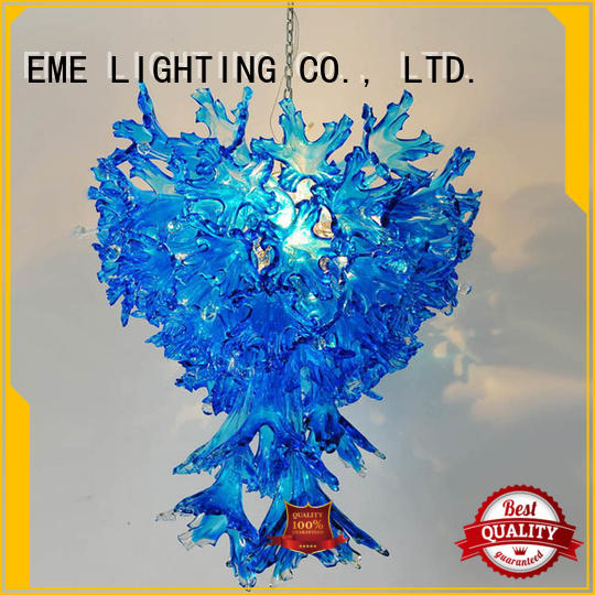 EME LIGHTING traditional decorative pendant light custom color for dining room