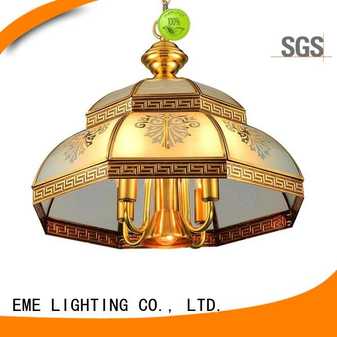 EME LIGHTING copper chandelier manufacturers traditional for home