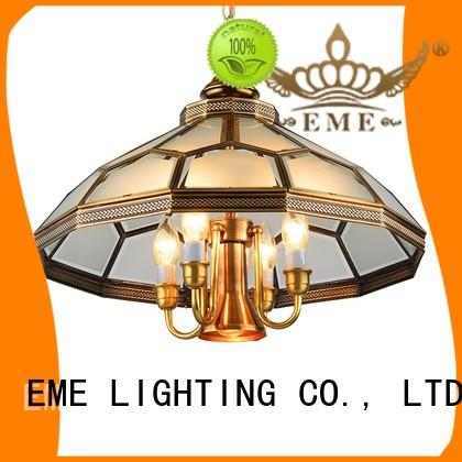 EME LIGHTING luxury solid brass chandelier traditional for big lobby