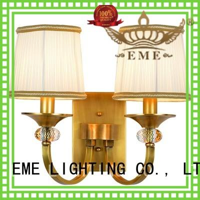 EME LIGHTING america style sconce lights ODM for restaurant
