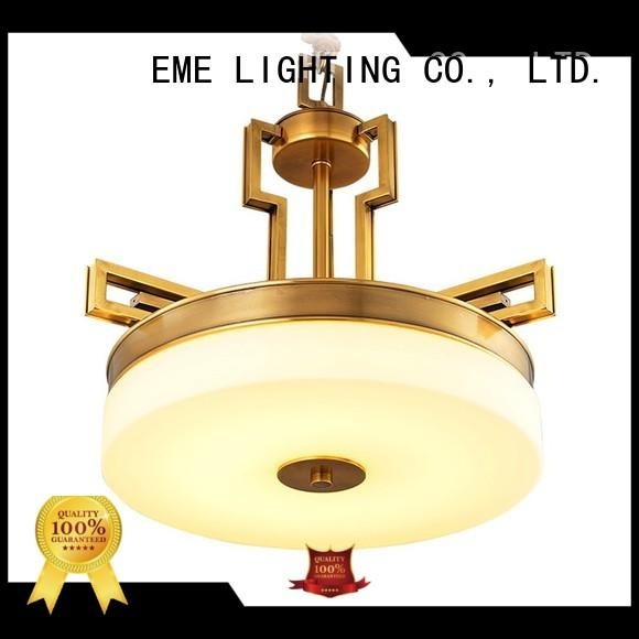 EME LIGHTING modern antique brass chandeliers for sale residential for home