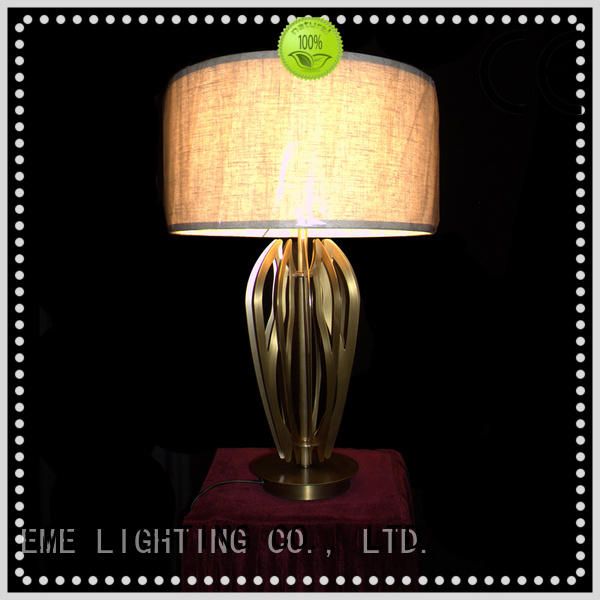 EME LIGHTING decorative western table lamps concise for room