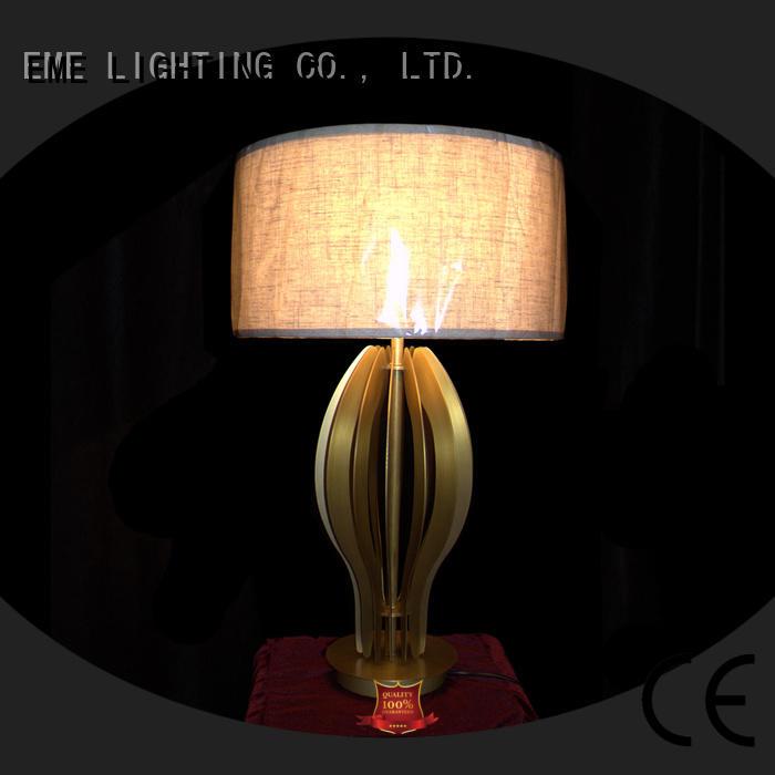 unique design western style table lamp bulk production EME LIGHTING
