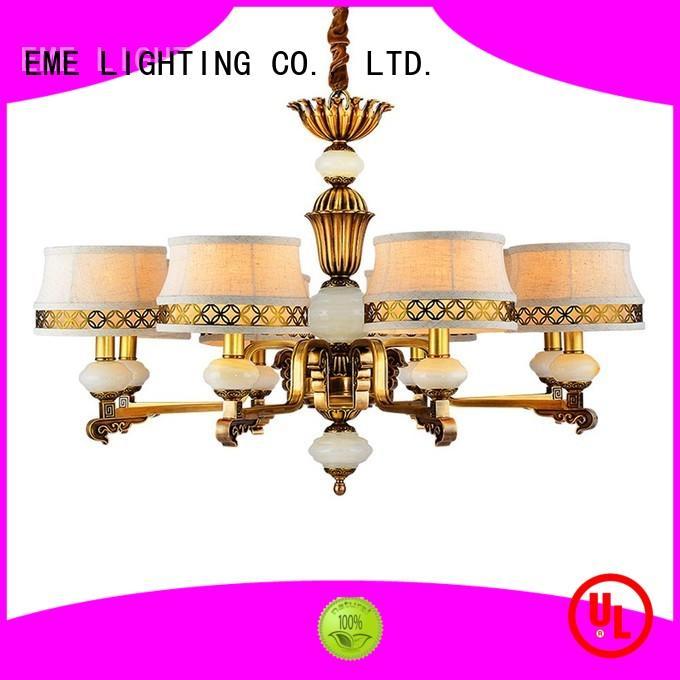 EME LIGHTING antique contemporary pendant light unique for big lobby