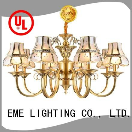 EME LIGHTING american style restaurant chandeliers residential