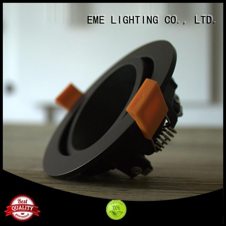 ODM down light fittings sturdiness bulk production for kitchen